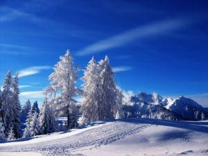 Народные приметы зимой