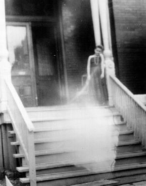 Реальные фотографии призраков без фотошопа