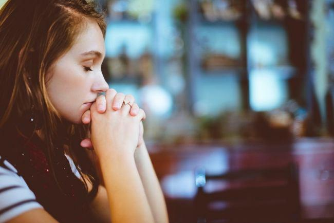 Поисковая молитва