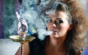 Любовная магия на сигаретный дым