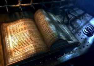 Гадание по книге ведьм