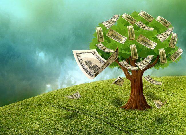 Как подключиться к эгрегору денег