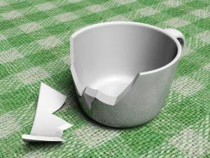 Примета Разбить чашку