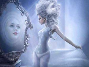 Зеркальный приворот