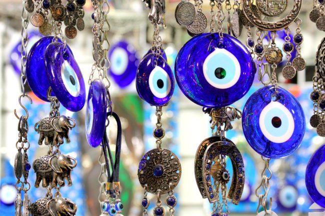 Глаз Фатимы - волшебный амулет