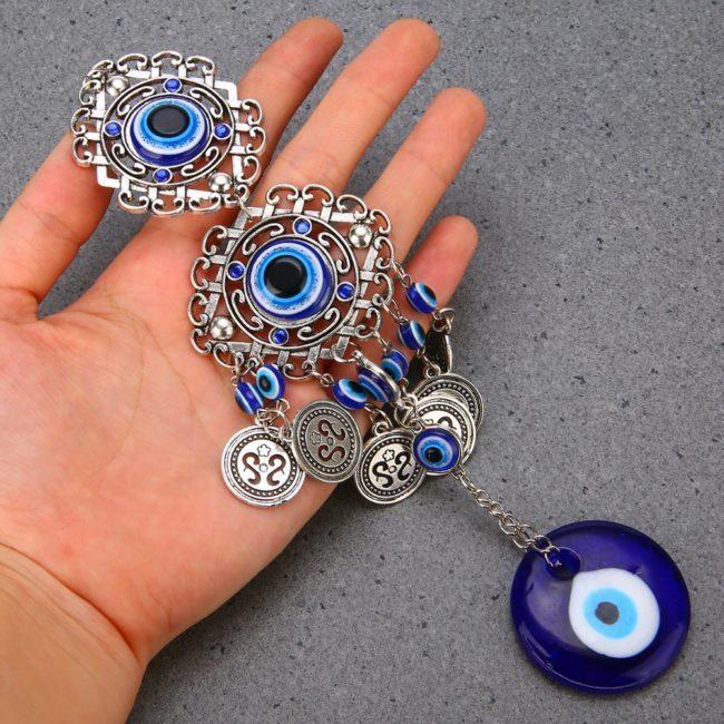 Глаз Фатимы в Турецком магазине