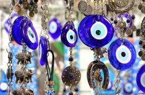 Турецкий глаз Фатимы, фото