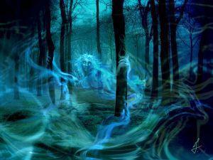 Вызов призрака в домашних условиях, ритуал
