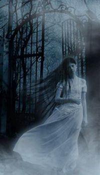 Вызывание призрака дома или на улице