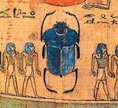 Жур скарабей в древнем Египте