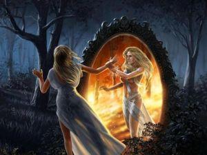 Проведение ритуала белого отворота