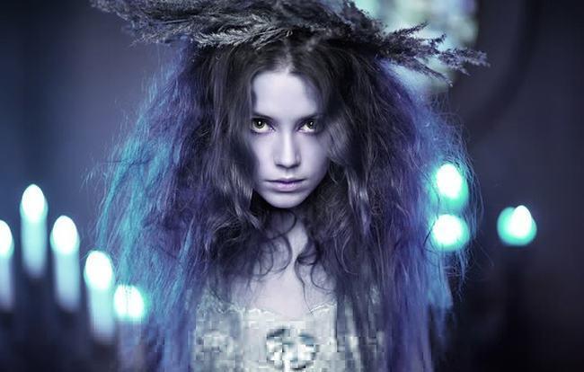 колдунская ведьма
