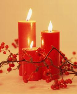 Магическая сила красных свечей