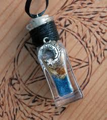Изготовление талисманов Ведтминых бутылок