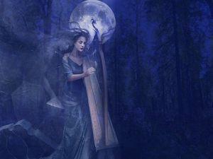 Как чиать заговоры на полную луну на любовь