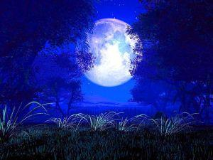 сильные любовные заговоры при полной луне
