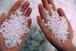 Снятие порчи солью, специальный ритуал