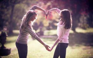 Заговоры на примирение с подругой