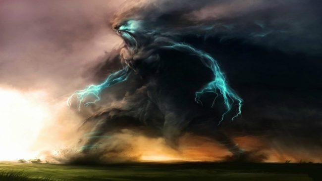 Как вызвать ветер, реальный ритуал