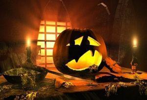 Страшные гадания на Хэллоуин