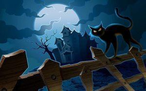 Народные приметы на поверья на Хэллоуин