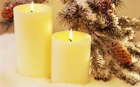 Заговоры в Рождественскую ночь на свечах