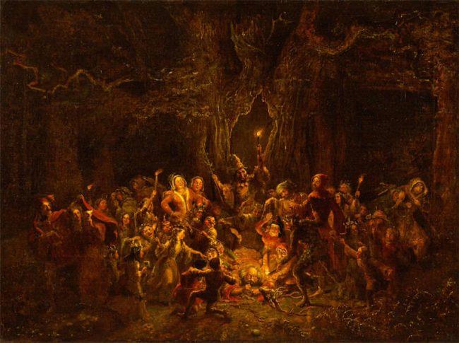 Гадания на праздник Сайман