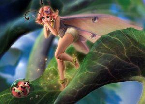 Фото и видео с настоящими феями