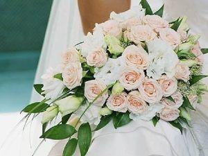 Про свадебный букет