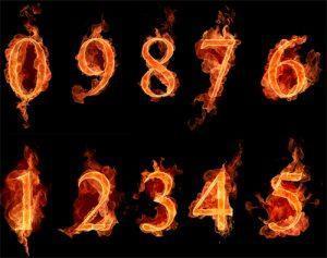 волшебные цифры