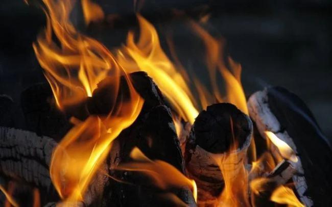 Огонь и магия