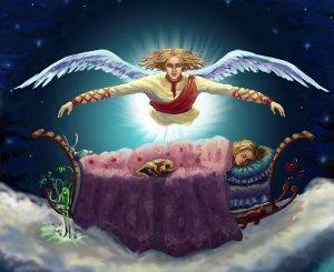 Ритуал по выхову Ангела-Хранителя