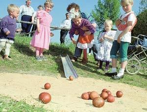 Как празднуют в Росии