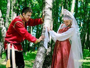 Свадьба на Красную горку в году