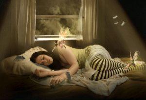 сильный заговор перед сном на исполнение желания