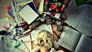 Приметы перед экзаменами