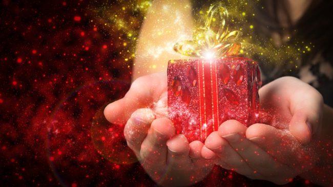 Приворот мужчины через подарок