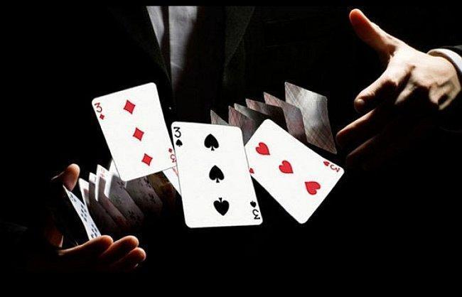Расклад на игральных картах