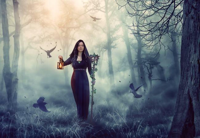 Вызов магического существа