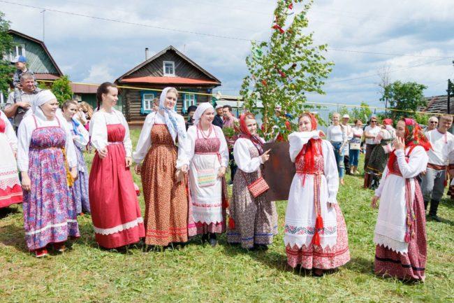 Троица - народные традиции праздника