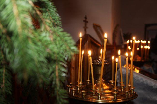 молитвы на рождество