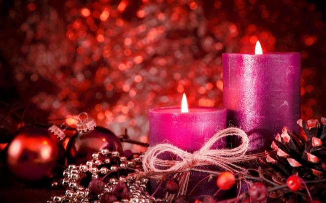 Новогодние заговоры на любовь
