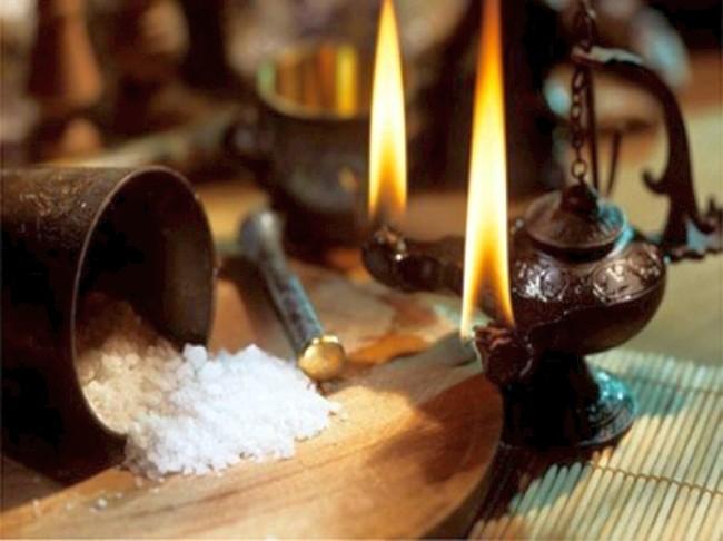 как готовить соль в чистый четверг