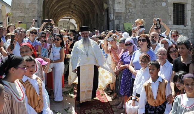Субботние традиции в Ларнаке на Кипре