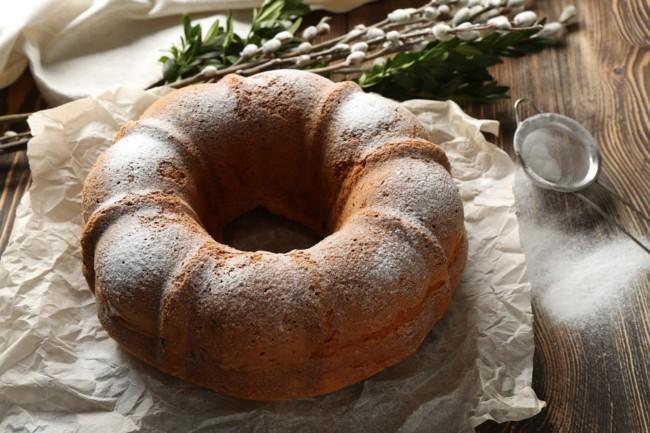Праздничный хлеб и вербные веткикак обычай