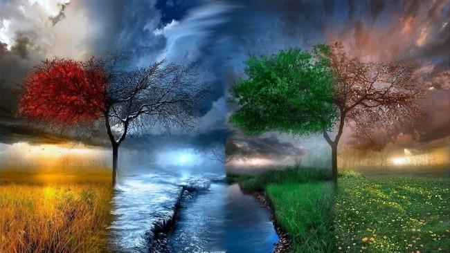 Приметы на погодные явления