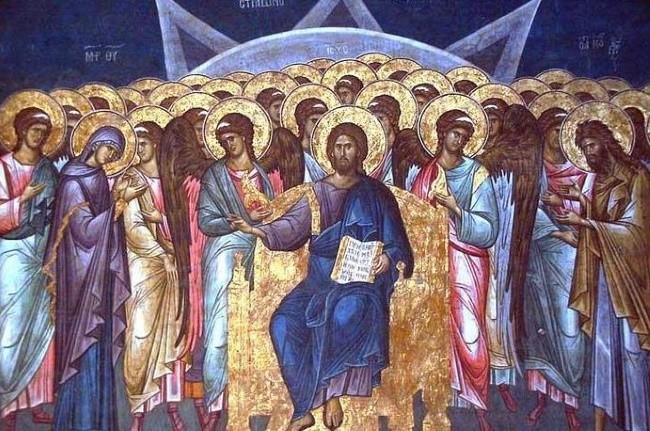 На неделе вспоминают слова Христа