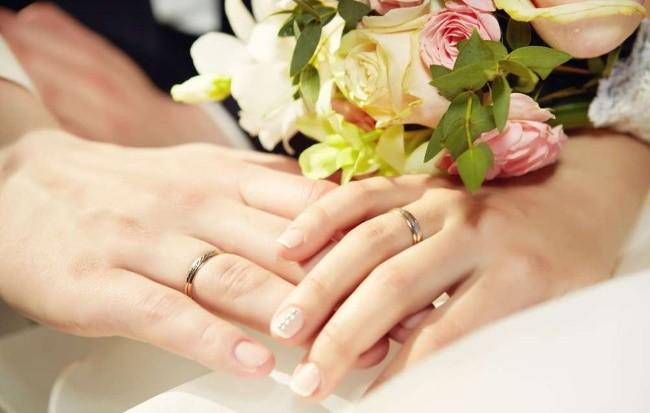 Свадьба – примета праздника
