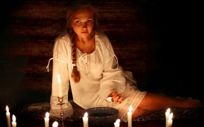 Ритуалы и заговоры